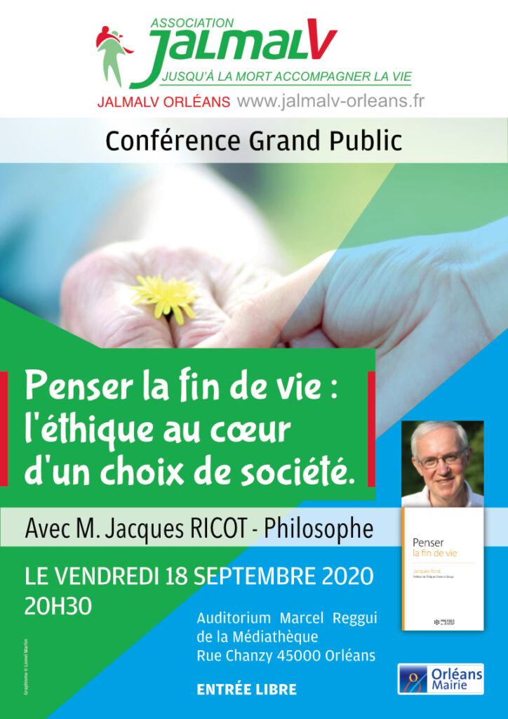 Affiche Conférence Grand public